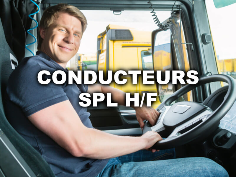 CONDUCTEURS SPL H/F